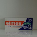 Elmex Junior 2X75ml + 1 BAD Gratuite!